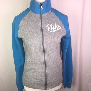 Nike Zip-down Sweater